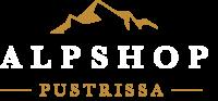 Alpshop Pustrissa Bruneck Logo